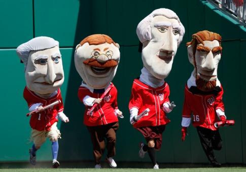 Racing Presidents | Washington Nationals