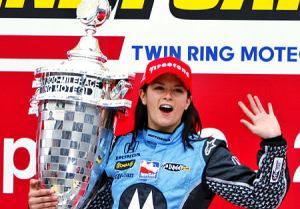 Indy Series Win -Japan 2008