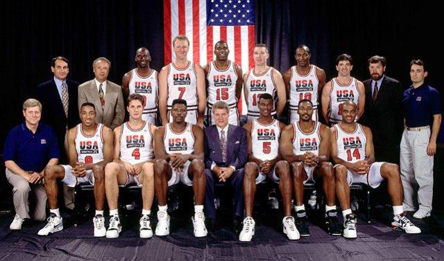1992 Dream Team Barcelona Olympics