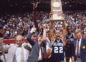 1985 NCAA Champions Villanova Wildcats