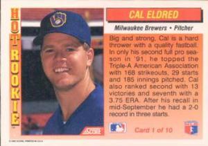 Cal Eldred