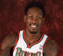 #8 Larry Sanders-Milwaukee Bucks