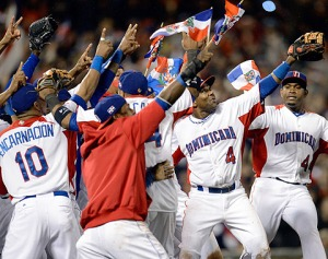World Baseball Classic Champions