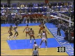 Indiana's Keith Smart game winning shot