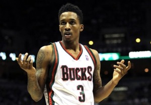 #3 Brandon Jennings