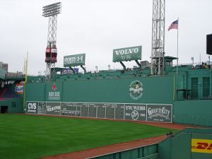 Fenway's Green Monster