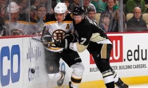 Penguins vs Bruins