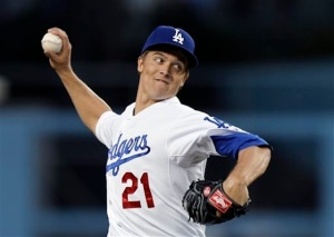#21 Greinke as a Dodger