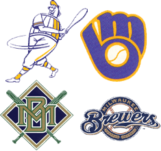 Brewers Logos 1970-present.