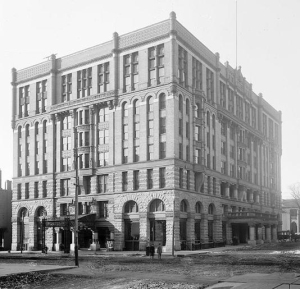 Pfister Hotel late 1800's