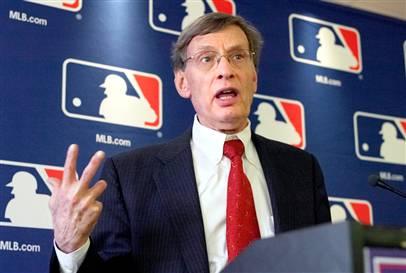 MLB Commissioner - Bud Selig