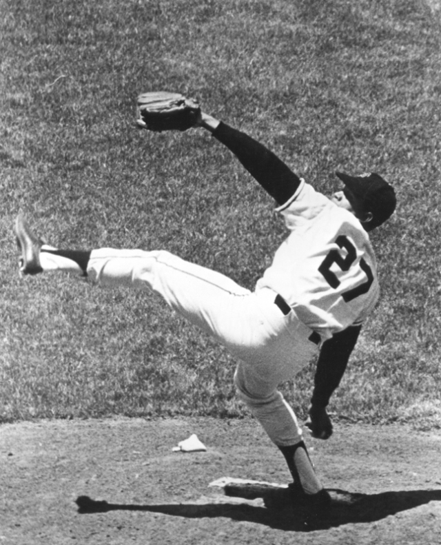 Marichal - S.F. Giants