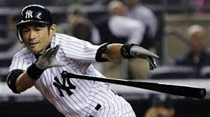 Ichiro in NY