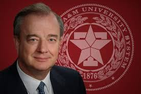 John Sharp Texas A&M Chancellor