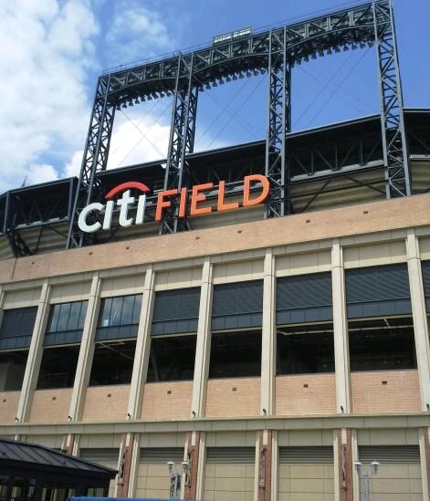 Citi Field home of the New York Mets