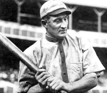 Honus Wagner early 1900's during his playing days