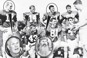 1966 Bradshaw/Robertson at Louisiana Tech