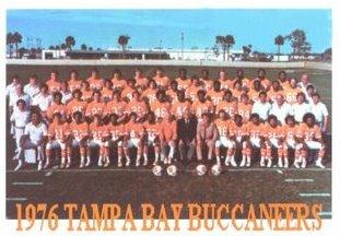 1976 Bucceneers