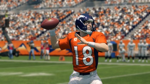 Manning in Madden 25