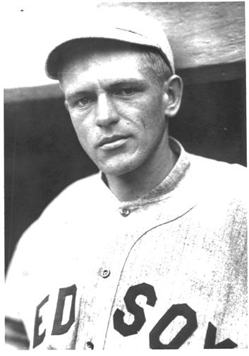 Milwaukee's own Fred Thomas member of the 1918 W.S. Champion Red Sox