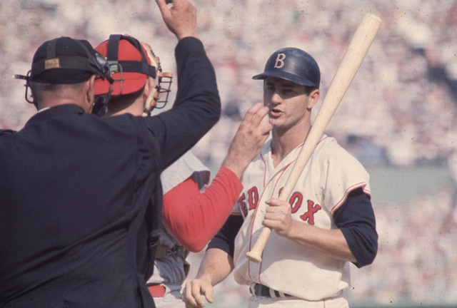 Yaz and McCarver 1967 Classic