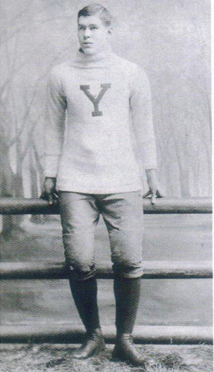 """Pudge"" at Yale"
