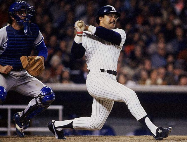 Reggie Jackson 1977 World Series