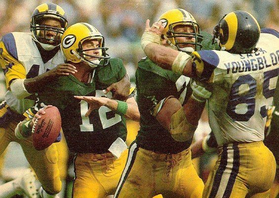 Dickey vs the Rams