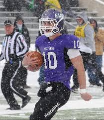 Mount Union QB Kevin Burke