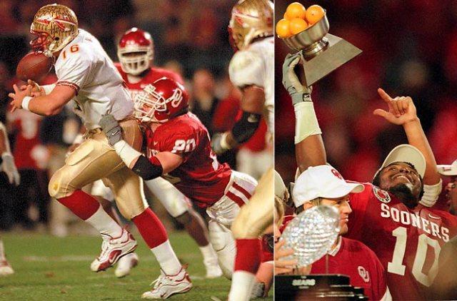 2001 Orange Bowl