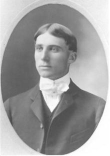Bradbury Robinson 1903 UW Badgers 1904-07 St. Louis University
