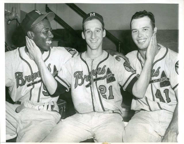 Aaron, Spahn, & Mathews