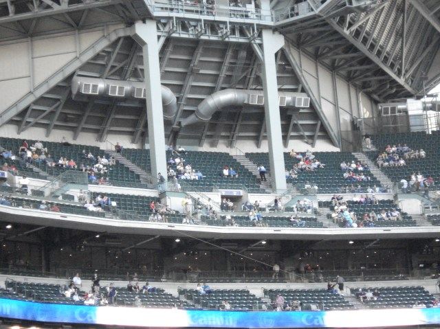 Terrace Level Miller Park Uecker Seats