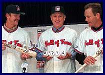 Class of 1999 - Yount, Ryan, Brett