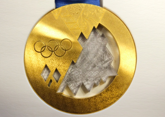 2014 Gold Medal
