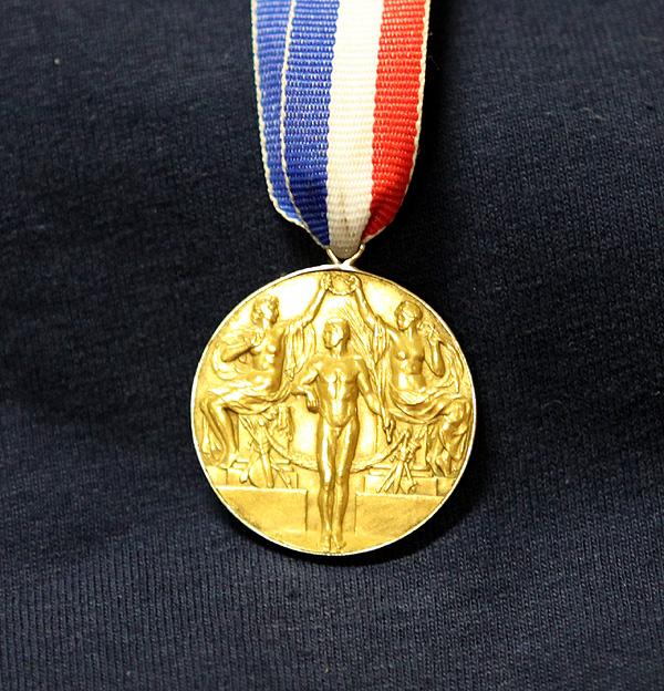 1912 Stockholm Summer Games - Gold Medal