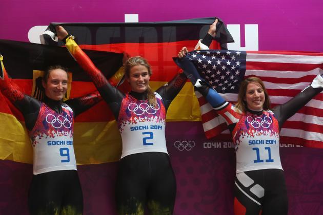 Geisenberger-Gold, Hufner- Silver, Hamlin-Bronze