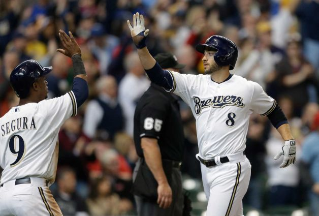 Segura and Braun score on Aramis' double in the 4th