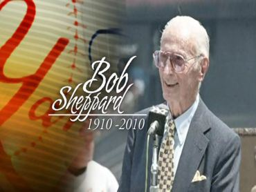 "Bob Sheppard ""The Voice of God"""