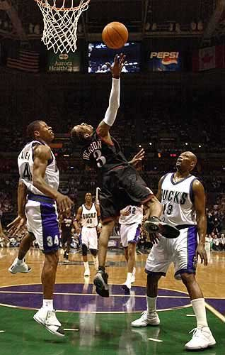 2001 Eastern Conference Finals