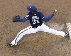 Jeremy Jeffress #21